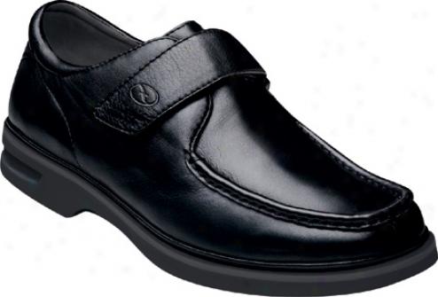 Florsheim Fairmont (men's) - Black Softy Leathre