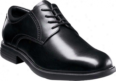 Florsheim Stiles (men's )- Black Leather