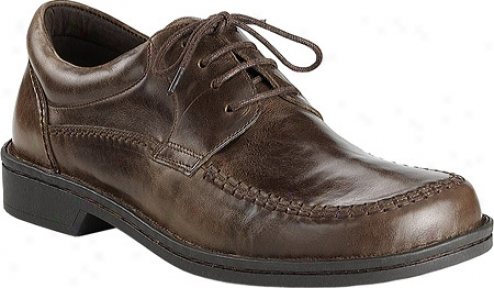 Footprints Wicklow (men's) - Dark Brown Leather