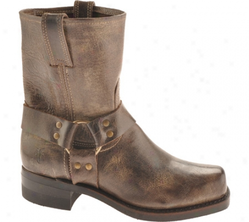 Frye Harness 8r Vintage (men's) - Chocolate Leather