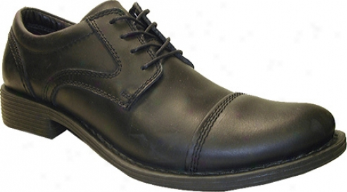 Gbx 13354 (men's) - Black Oiled Leather
