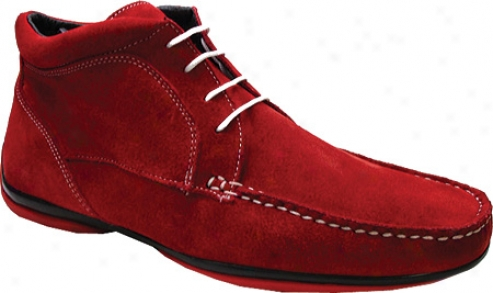 Gbx 54272 (men's) - Red Cabo Suede