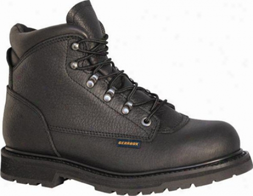 Gear Box Footqear 1645 (men's) - Harvest Black