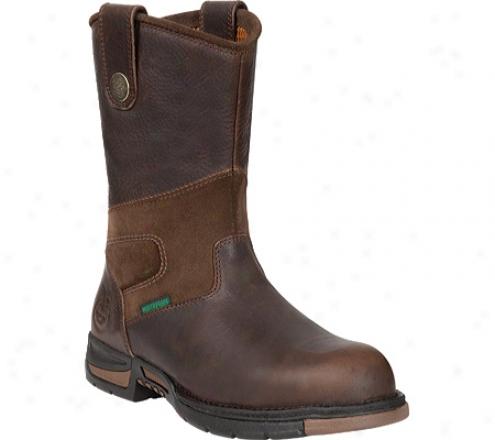 """""""georgia Boot G4113 10"""""""" Atgens Pull-on (men's) - Brown"""""""