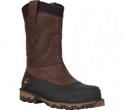 """georgia Boot G5534 11"""" Muddog Pull-on (men's) - Dark Oak"""