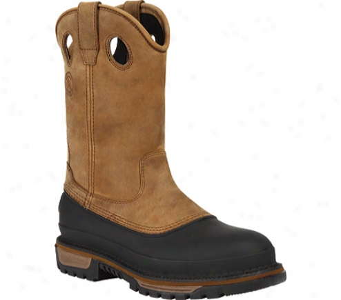 """georgia Profit G5594 11"""" Muddog Pull-on Steel Toe (men's)"""
