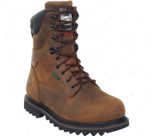 """georgia Boot G8162 9"""" Arctic Toe (men's) - Deer Brown"""