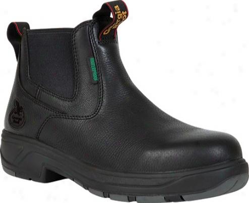 Georgia Boot Gr600 Romeo Flx Point Composite Toe (men's) - Black