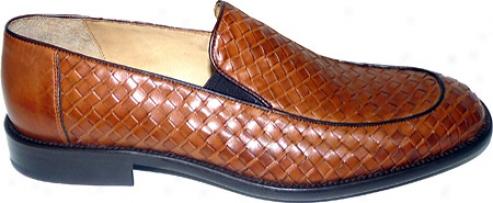 Giovanni Marquez 9911 (men's) - Tobacco Leather