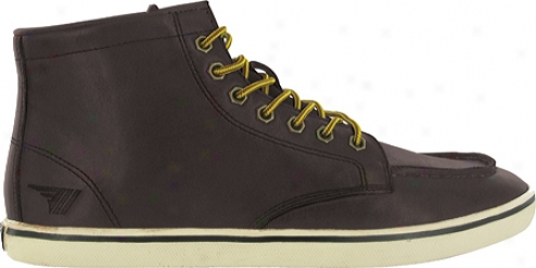 Gola Peak Leather (men's) - Blackk