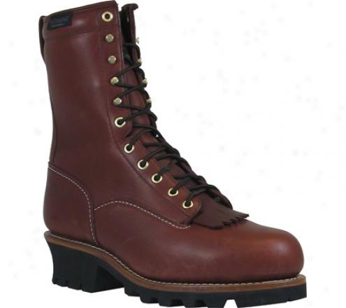 Golden Retriever Footwear 9010 (men's) - Red Oak