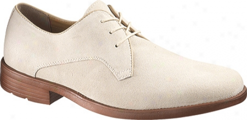 Hush Puppies Hackmqn (men's) - Taupe Suede