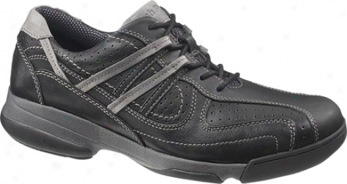 Hush Puppies Integrate (men's) - Blacj Leather