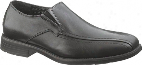 Hush Puppies Lucent (men's) - Black Leather