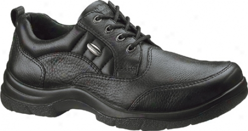 Hush Puppise Stamina (men's) - Black Leather