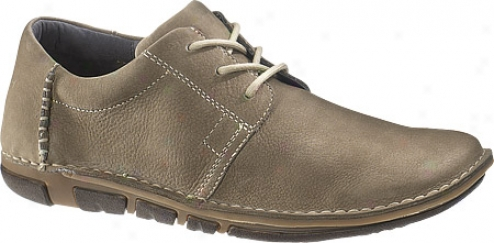Hush Puppies Veg Out (men's) - Taupe Nubuck