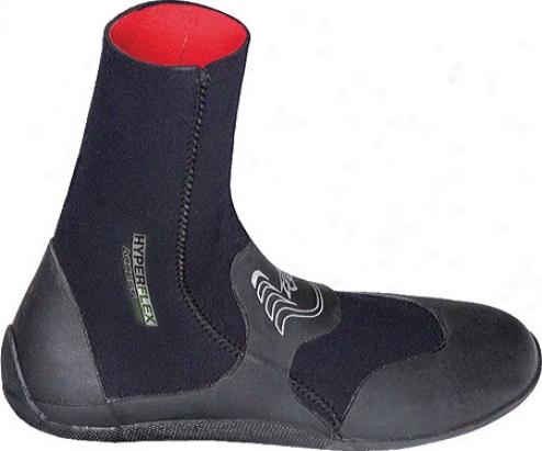 Hyperflex Wetxuits 3mm Access Round Toe Boot - Black