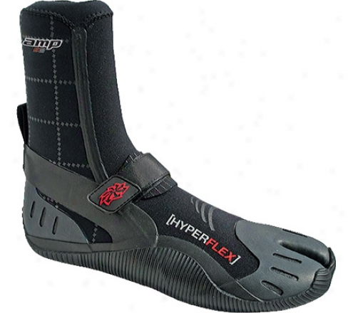 Hyperflex Wetsuits 5mm Amp Split Toe Profit - Black