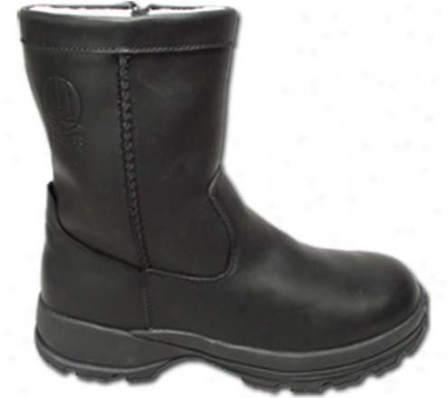 Iceboaters Snow Storm (men's) - Black Leathe5