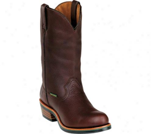 """""""john Deere Boots 12"""""""" Waterproof Wellington (men's) - Brown"""""""