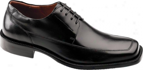 Johnston & Murphy Dobson Moc Lace Up (men's) - Negro Nappa
