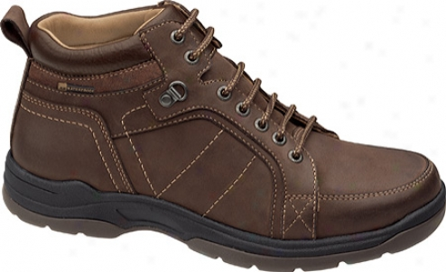 Johnston & Murphy Ridgemont Trek Boot (men's) - Tan Waterpropf Oiled Nubuck