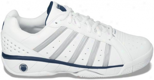K--swiss Speedster Tennis (men's) - White/navy