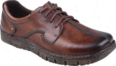 Kalso Earth Shoe Junction Too (men's) - Almond Vintage Leather