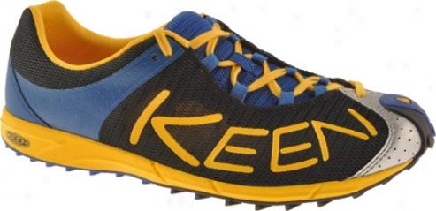 Keen A86 Tr (men's) - Black/keen Yellow