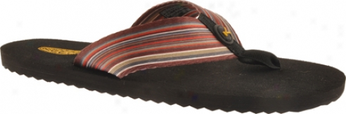 Keen Cabo Flip (men&#039;s) - Red Stripe Print