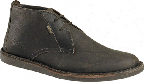 Kickers Urbano2 (men's) - Daro Brown Leather