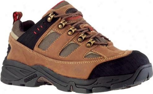 Kodiak Dynamic Pt (402275) (men's) - Brown Waterproof Leather