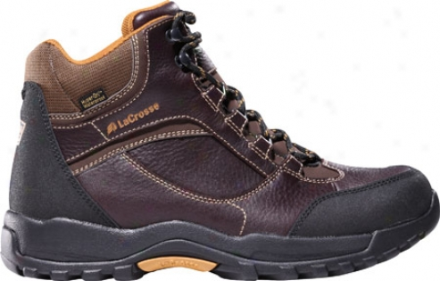 """lacrosse 6"""" Quantum Plus Hd (men's) - Brown"""