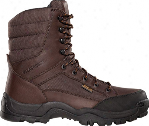"""lacrosse 8"""" Big Country Non Insulated (men's) - Brown"""