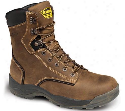 """""""lacrosse Quad Comfort 4 X 8"""""""" 480001 (men's) - Brown"""""""