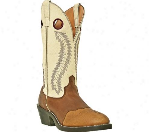 Laredo Knoxville 62023 (men's) - Tan Buckaroo Leather/brown Saddle