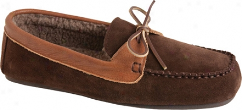 L.b. Evans Dylan (men's) - Chocolate/sherpa