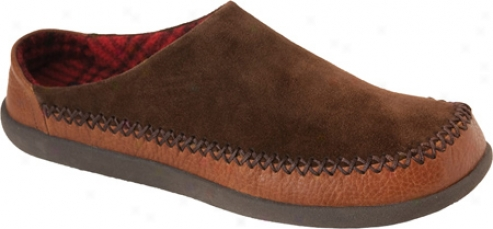 L.b. Evans Max (men's) - Chocolate Suede