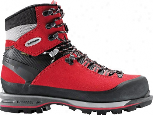 Lowa Mountain Expert Gtx (men's) - Red/black