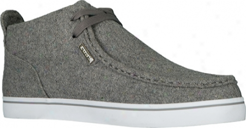 Lugz Strider Peacoat (men's) - Charcoal/white Textorial