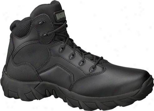 Magnum Cobra 6.0 (men's) - Black Leather/nylon