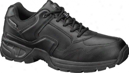 Magnum Motion Low Wpi (men&#039;s) - Black Full Grain Action Leather