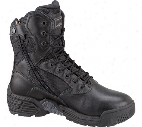 Magnum Stealth Force 8.0 Sz (men's)) - Dismal Full Grain Leather