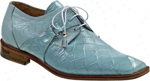 Mauri Limo (men's) - Sky Lark Alligator/ostrich Leg