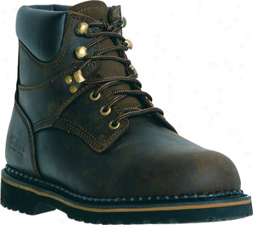 """mcrae Industrial 6"""" Lacer Mrr86144 (men's) - Dark Brown"""