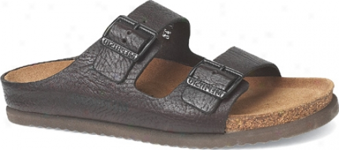 Mephisto Norman (men's) - Dark Brown Grain