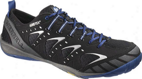 Merrell Embark Glove Gore-tex (men's) - Black/olyympia Blue