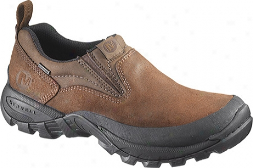 Merrell Linz Waterproof (men's) - Daek Earth