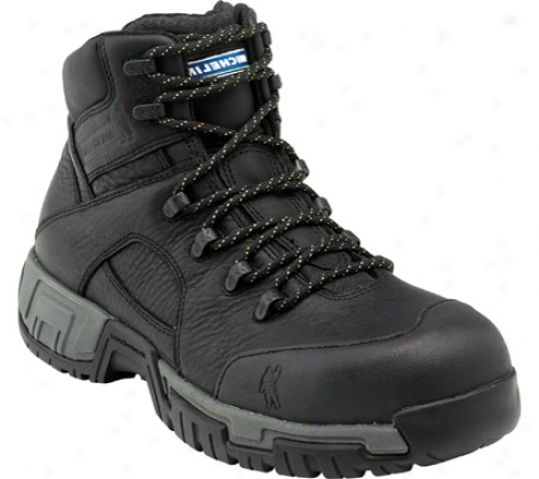 Michelin Hydroedge Xuy866 (men's) - Black Leather