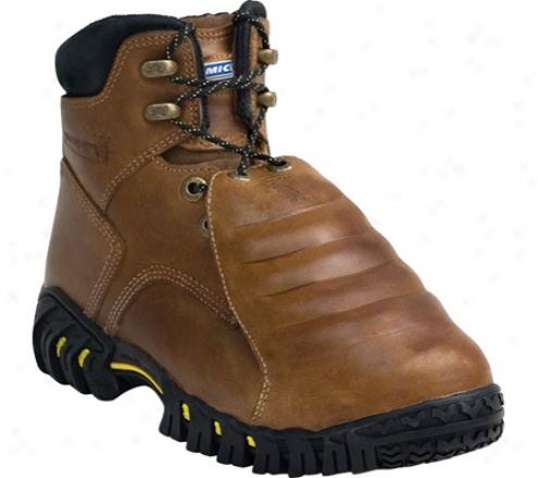 Michelin Sledge (men's) - Rough Brown Leather